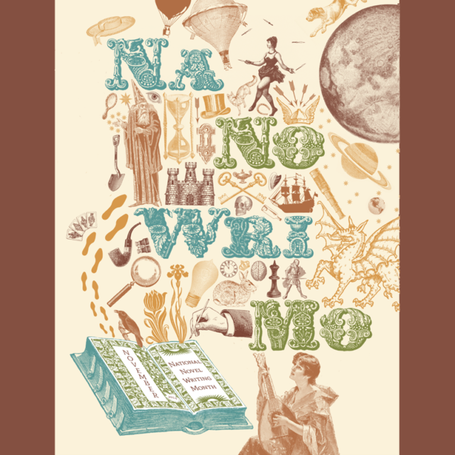 Supporting NaNoWriMo